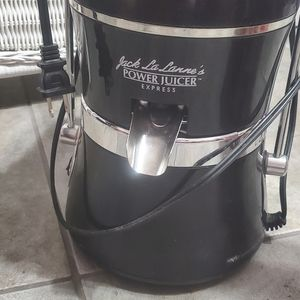 Jack la lanne power juicer